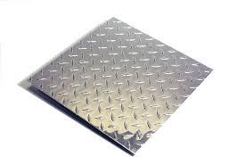 3003 Aluminum Tread Brite Plate