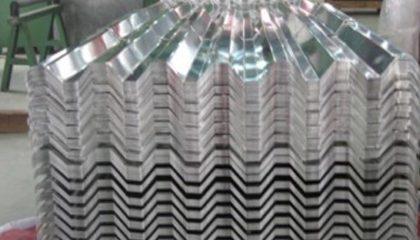 8011 Aluminum Roofing Sheet