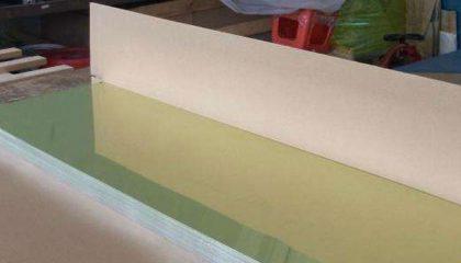 1070 aluminum mirror sheet