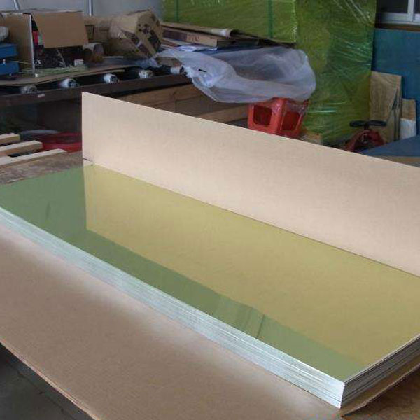 5083 Aluminum Mirror Sheet 5083 Polished Mirror Sheet