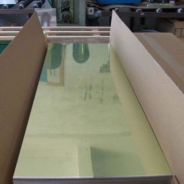 3003 Aluminum Mirror Sheet 3003 Polished Mirror Sheet