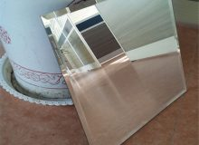 polished aluminum mirror sheet
