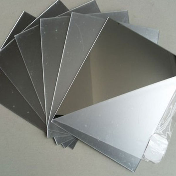3005 Aluminum Mirror Sheet 3005 Polished Mirror Sheet