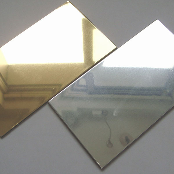 8011 Aluminum Mirror Sheet 8011 Polished Mirror Sheet