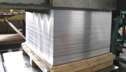 A5052 aluminum closure sheet
