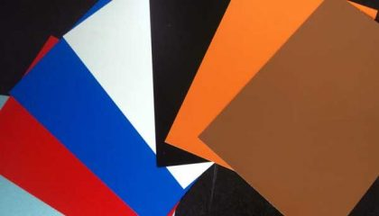 PE Color Coated Aluminum sheet