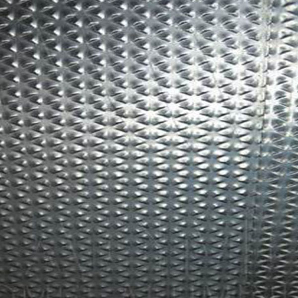 Embossed Stucco Aluminum Sheet For Roofing