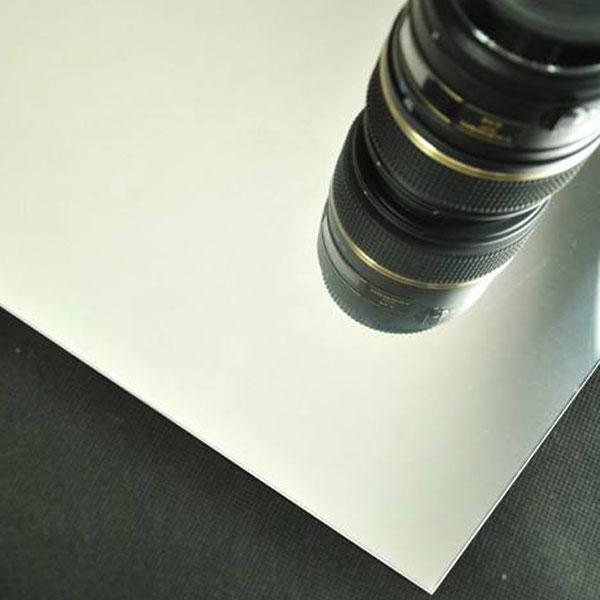 Sheet Glass Aluminum Mirror