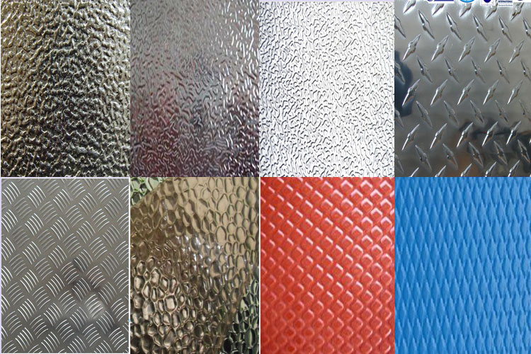 aluminum embossed sheet suppliers