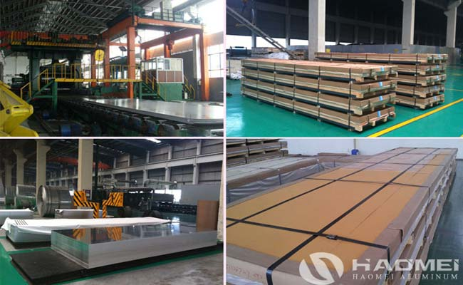 1050 aluminum sheet price