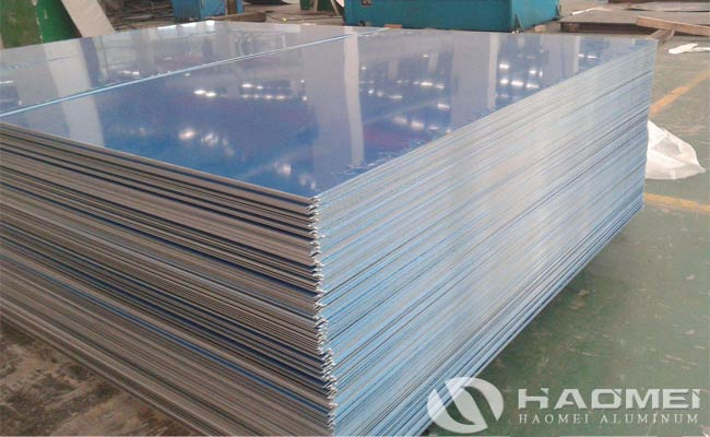 china 1100 aluminum sheet
