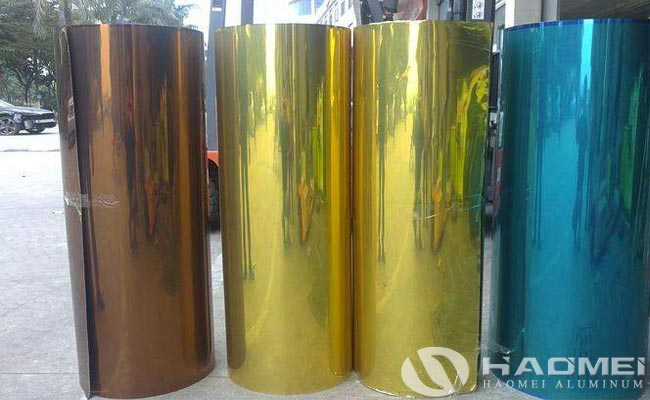 mirror polished aluminium sheet