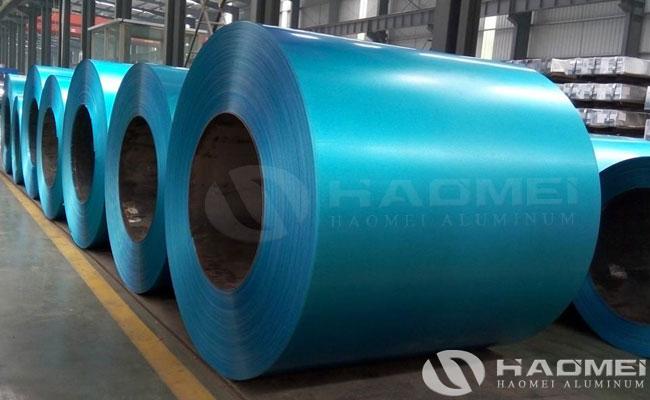 aluminum sheet powder coated