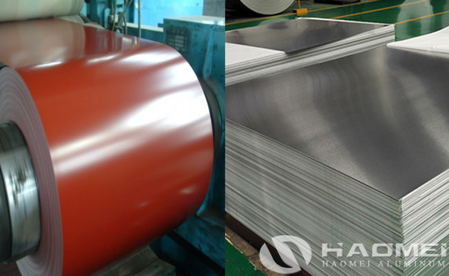 china aluminum roofing sheet