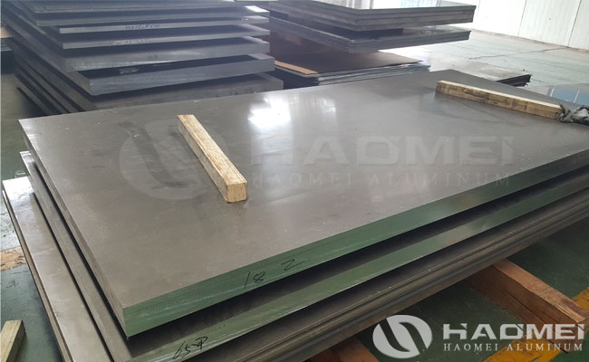 marine aluminum plate for boat