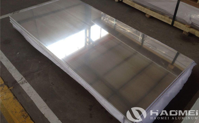 mirror aluminum sheet factory