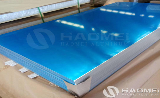 1060 aluminum sheet metal