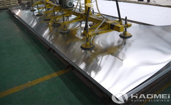 aluminum flat sheet