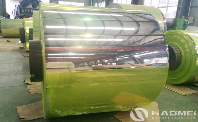 mirror aluminum sheet 3003
