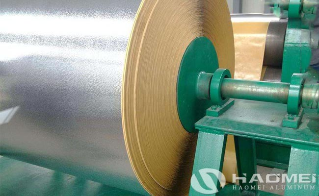 kraft paper stucco aluminum sheet