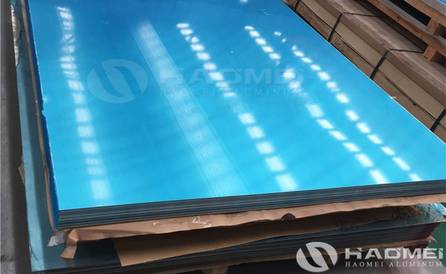 5005 aluminum sheet supplier
