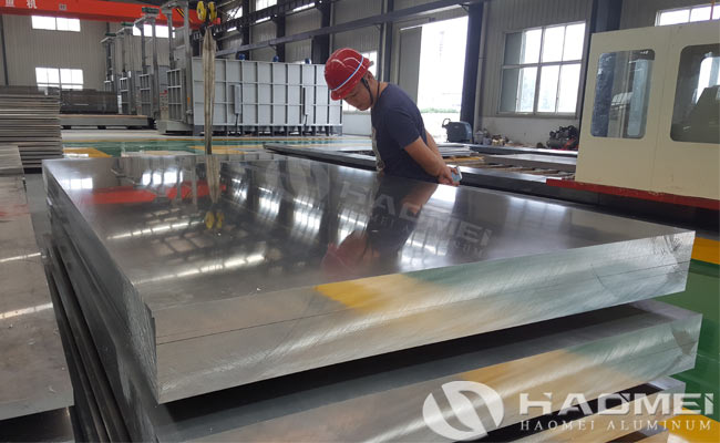 aircraft aluminum sheet