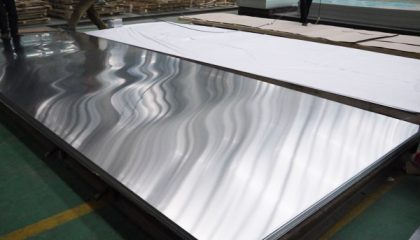 Trailer Aluminum Sheet