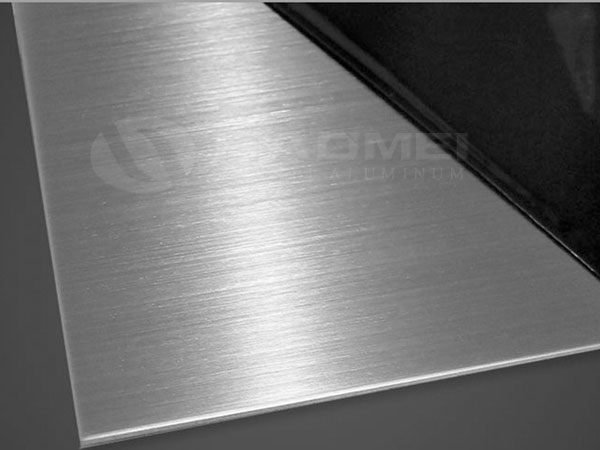 brush aluminium