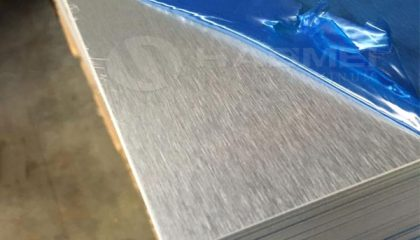 Brushed aluminum sheets 3003