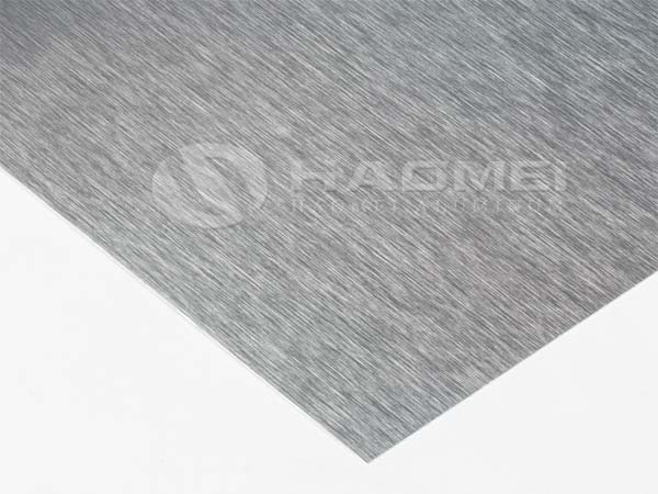 brushed aluminium sheets suppliers