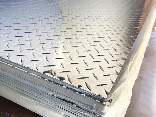 caravan aluminum sheet