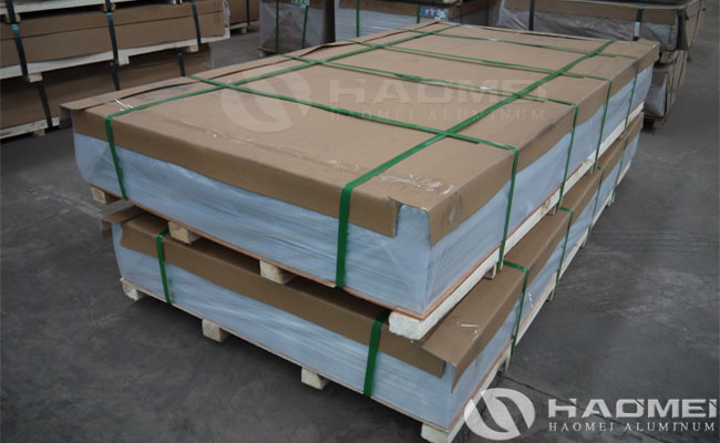 dc cc produced aluminum sheet alloy 3003
