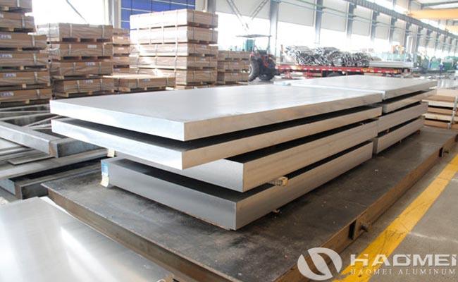 aluminium plate marine grade 5083