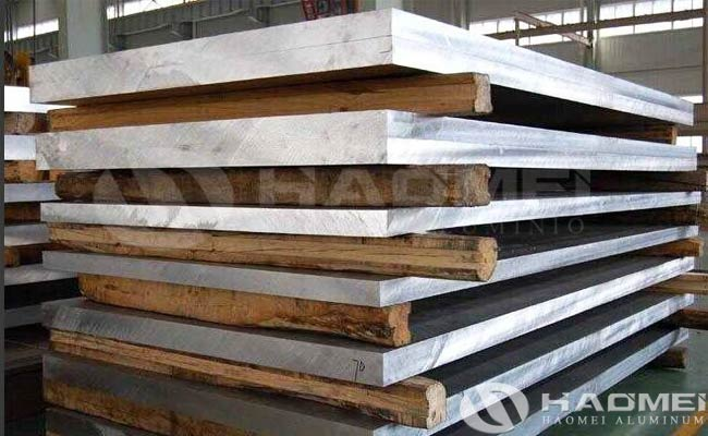 aluminium sheet for mold