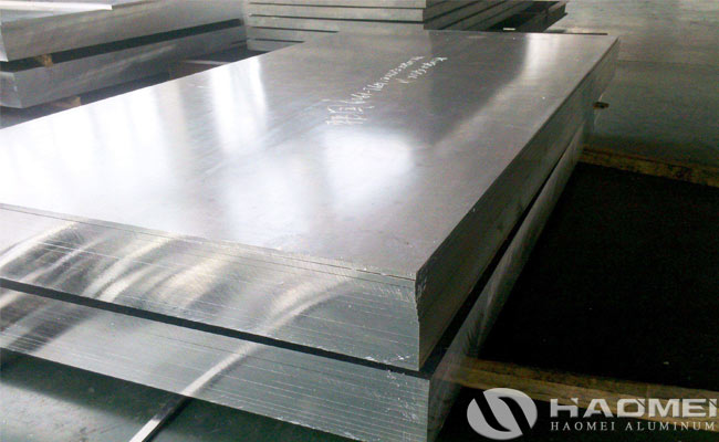 aluminum plate for fishing boat