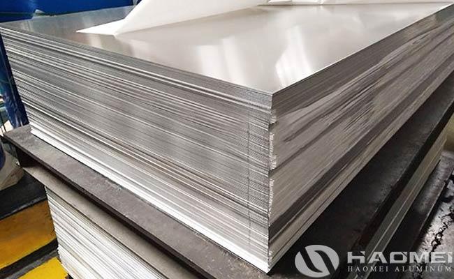 aircraft grade aluminum sheet