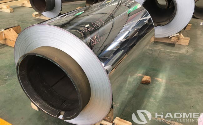 reflectorized aluminum sheet