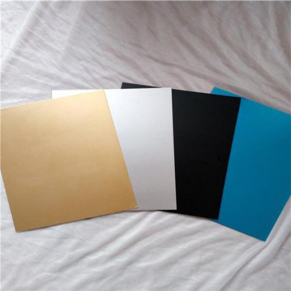 pvdf coated aluminium sheet