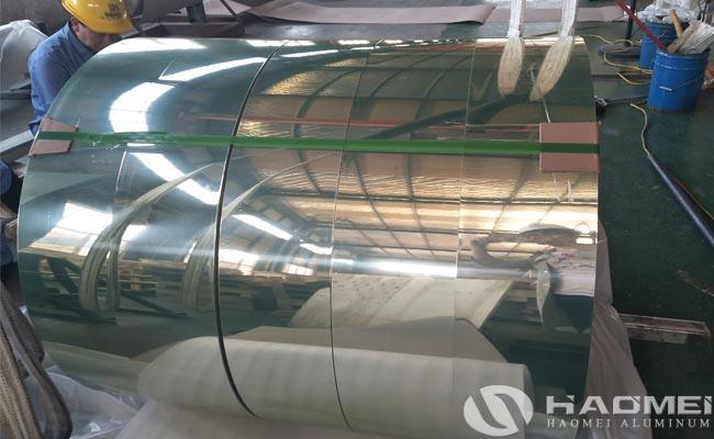 solar reflective aluminium sheet