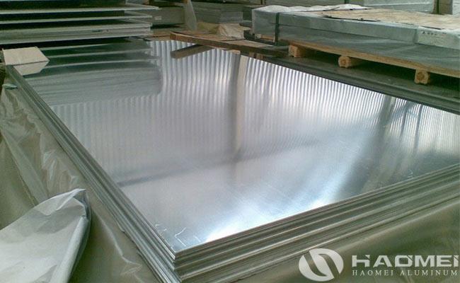 marine aluminium alloy plate