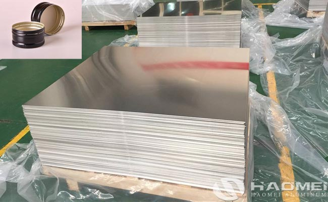 aluminum coil sheet for ropp caps