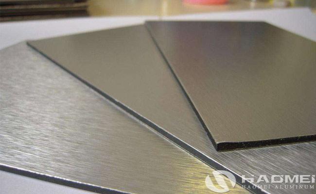 brushed aluminium sheet manufacturers