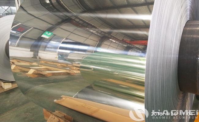polished aluminium sheet for solar energy