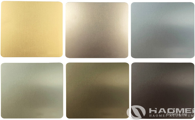anodized sheet aluminum