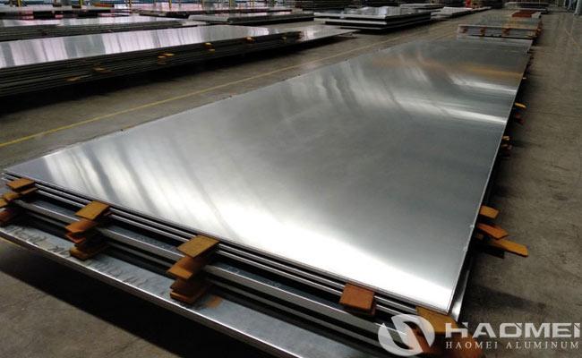3mm thick aluminium sheet