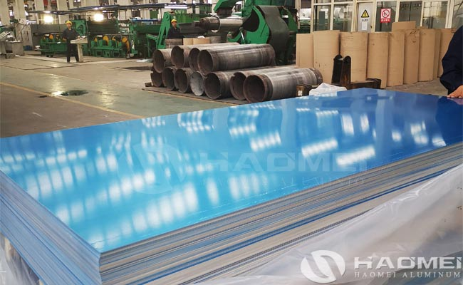 aluminium flat sheet suppliers