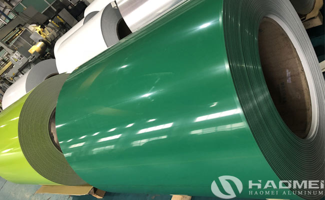 coated aluminum coil suppliers