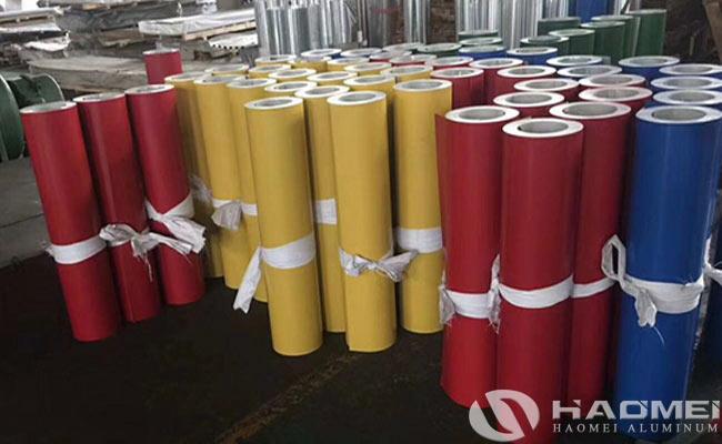 painted aluminum sheet metal suppliers