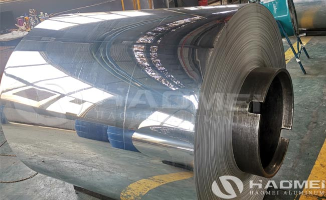 reflective aluminum sheet metal