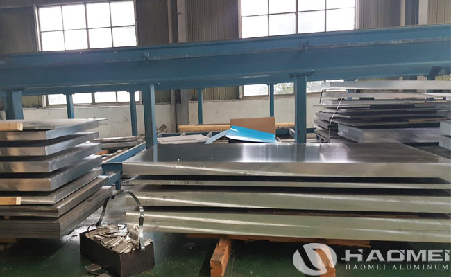 aluminium plate supplier